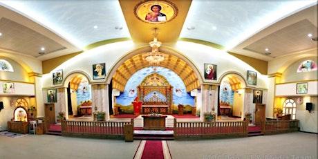 MOC Doha - Holy Qurbana, Intercessory Prayer & Evening Prayer -August 2021 tickets