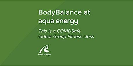 BodyBalance Group Fitness Classes tickets