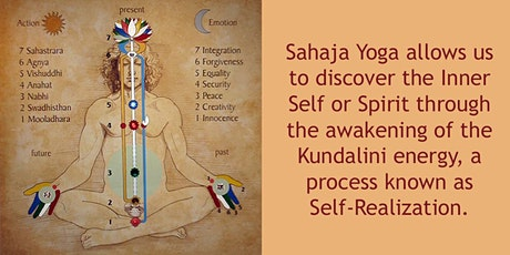 Healing Seven Chakras : Energy Centers of our subtle system tickets