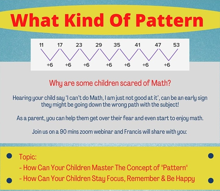Mastering of Primary School Mathematics Number Patterns image