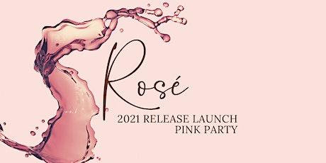 Sarabah Estate Vineyards Rosé Launch Party tickets
