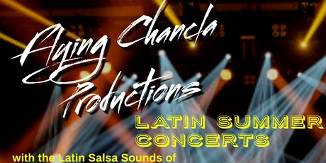 "Flying Chancla Presents ""Salsa and Santana!"" tickets"