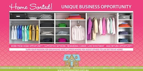 Home Sorted! Business Opportunity Session tickets