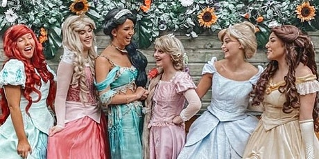 Princess Picnic - Sunday 08th August 21 tickets