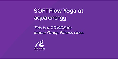 Soft Flow Yoga Group Fitness Classes tickets