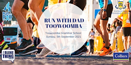 Run With Dad Toowoomba 2021 tickets