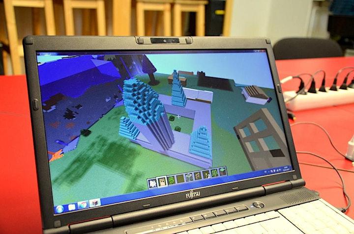 FabLabKids: 3DCraft - modelliere und drucke Minecraft in 3D: Bild