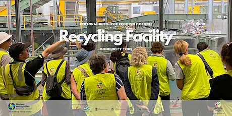 Recycling Facility Tour tickets