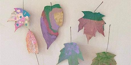 Nature Craft  for Under 5s - ONLINE tickets