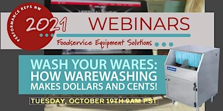 WEBINAR: Wash Your Wares featuring Jackson tickets