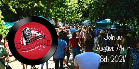 Shake & Stir Vintage Music Festival 2021 Saturday & Sunday tickets tickets