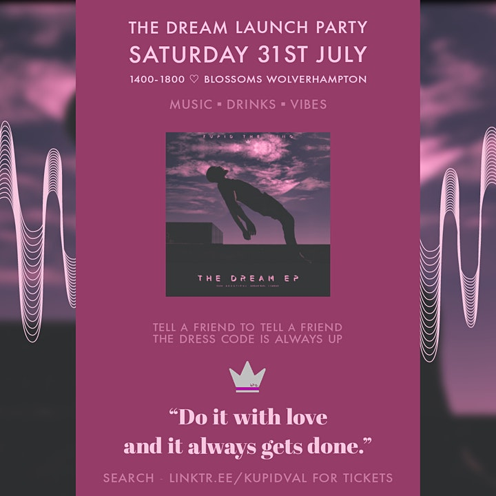 The Dream Launch Party image