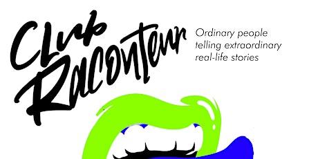 Club Raconteur Ft. Rowan Dix + Special Guests tickets