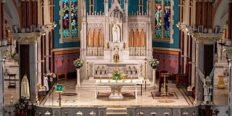 Holy Mass: Sunday - 9:00am tickets