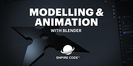 3D Modelling and Animation Blender Camp tickets