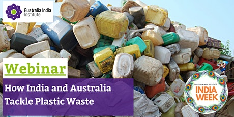 How India and Australia Tackle Plastic Waste tickets