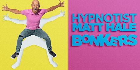 Matt Hale Comedy Hypnotist at Parnawarri tickets