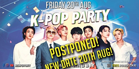 Melbourne K-Pop Party 20th Aug [70% Tickets Sold] tickets