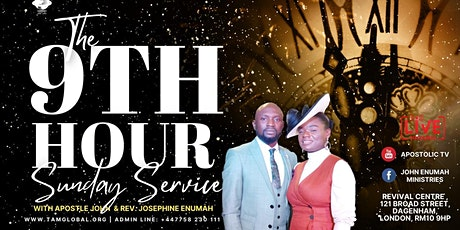 Prophetic Thanksgiving Service tickets