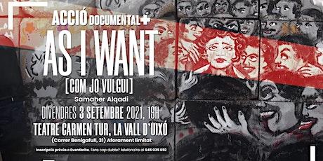 Cinema Acció Documental + entradas