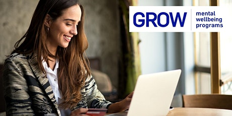 Young Adults support group- eGrow tickets