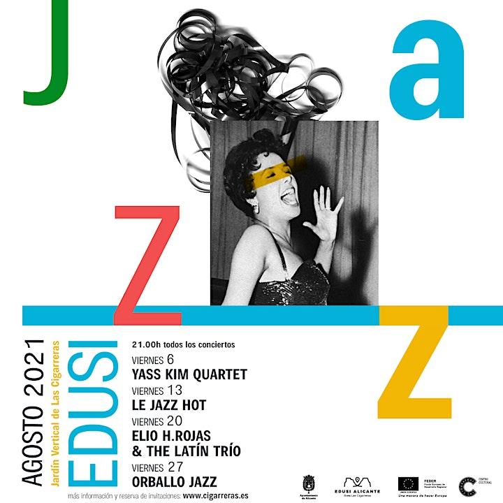 Imagen de Edusi Jazz 2021. Yass Kim Quartet