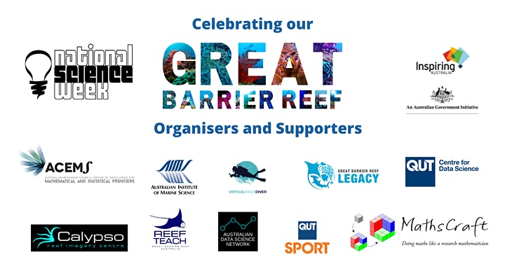 Great Barrier Reef Challenge (with Prizes) National Science Week image