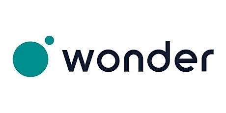 Wonder Community Kickoff Celebration ingressos