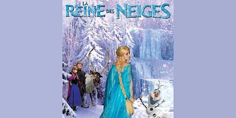 Ciné-Vivant La reine des neiges (VF) billets