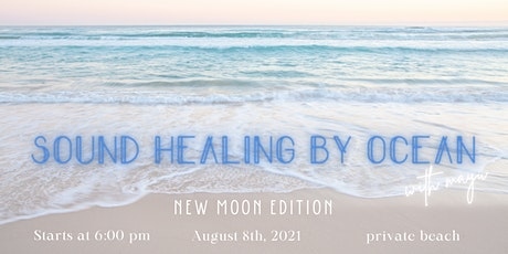 Sound Healing by ocean - New Moon tickets