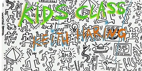 KIDS CLASS: Drawing with Keith Haring tickets