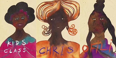 KIDS CLASS: Painting Portraits with Chris Ofili tickets