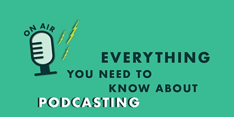 Kids' Virtual Podcasting Camp (Ages 9-14) tickets