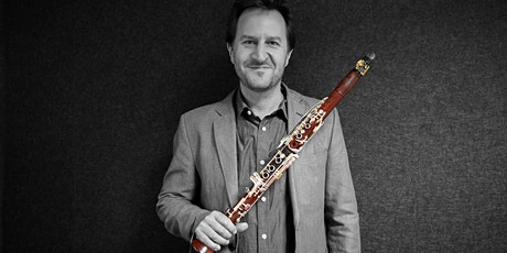 Wind Festival 2021 - Clarinet Masterclass with David Griffiths tickets