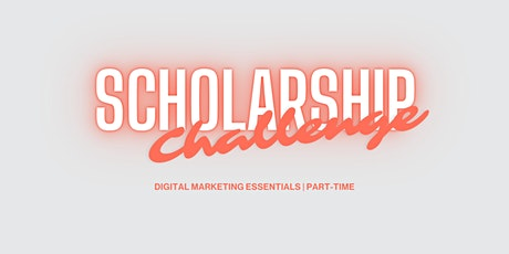 Scholarship Challenge Digital Marketing Essentials biglietti