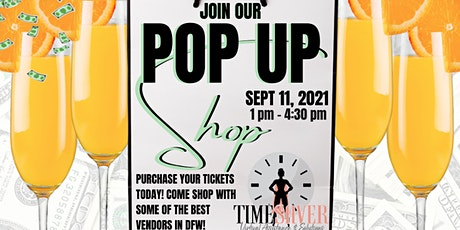 Pop Up And Shop tickets
