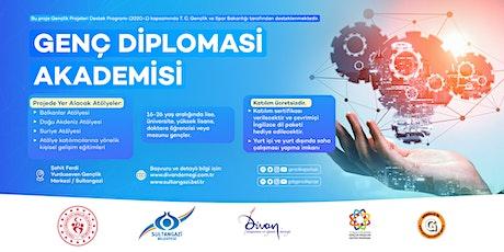Genç Diplomasi Akademisi Doğu Akdeniz Atölyesi Eğitimi 8 tickets