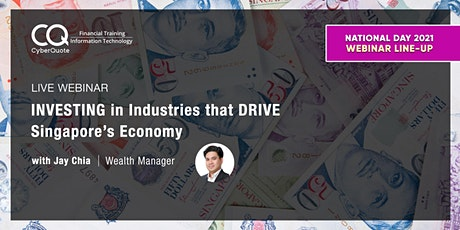 Investing in Industries that Drive Singapore's Economy tickets