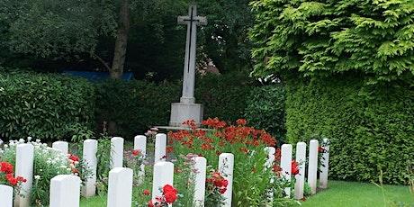 CWGC Tours - Darlington West Cemetery tickets