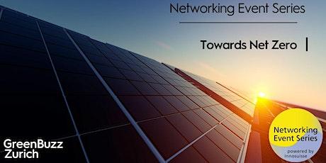 Networking Event Series - Towards Net Zero tickets