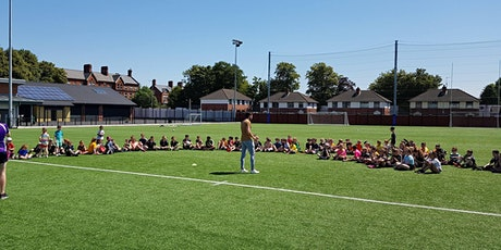 Ardoyne GAA Family Health & Well Being Hurling Summer Scheme tickets
