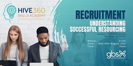 Recruitment Resourcer – Understanding successful Resourcing tickets