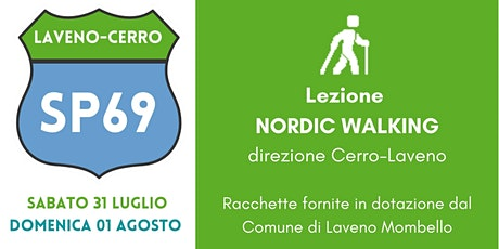 Nordic Walking Cerro-Laveno (con racchette fornite in dotazione) Tickets