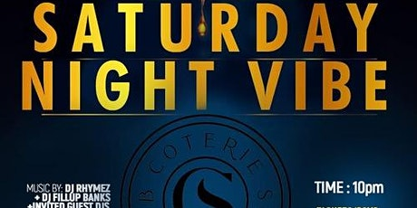 CSC Presents: Saturday Night Vibe All Inclusive Party DTLA tickets