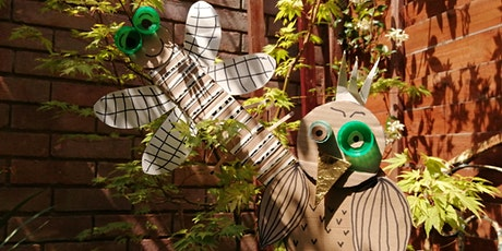 Do It Club: Junk Modelling Family Workshop (11am session) tickets