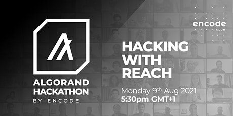 Algorand Hack: Reach Workshop tickets