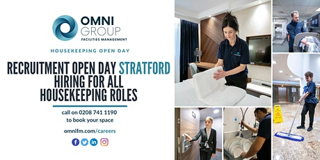 London Housekeeping Recruitment Open Day tickets