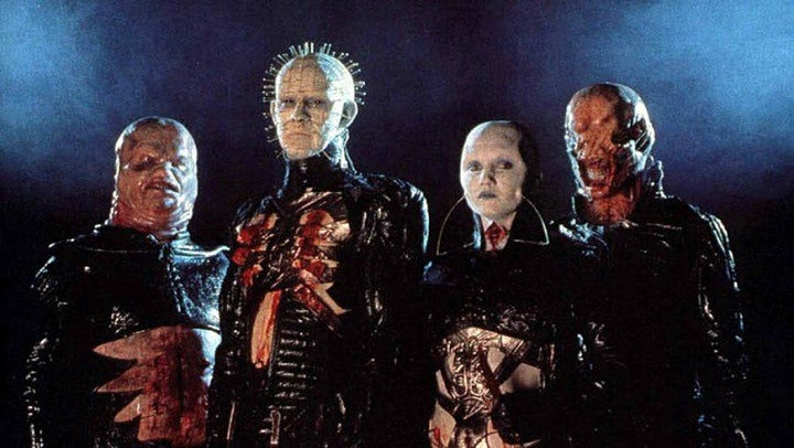 Horror. Cult. Trash. Other. Presents HELLRAISER (1987) image