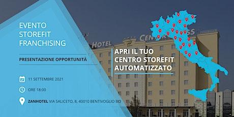 Presentazione Opportunità - StoreFit Franchising biglietti