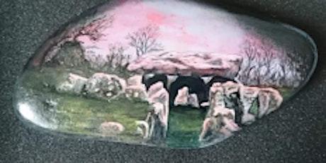 Pebble Painting Workshop tickets